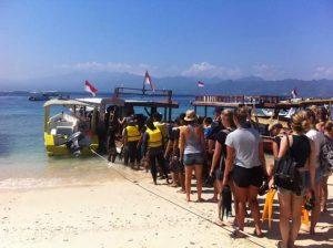 Snorkeling Sharing di Trawangan