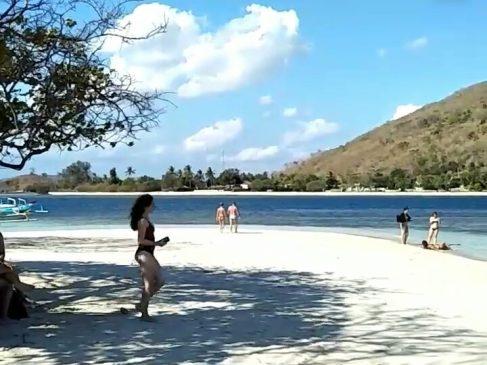 Gili kedis beach