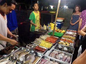 Sea Food Gili Trawangan