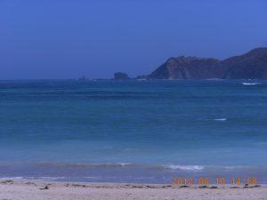 Pantai Kuta Lombok puluhan tahun yang lalu