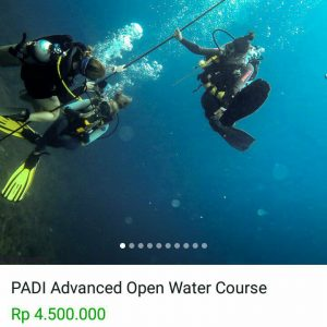 Advance Openwater Course