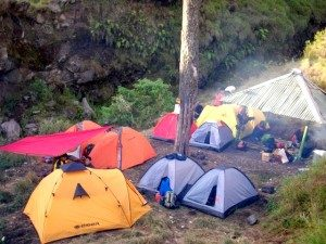 Camping Rinjani