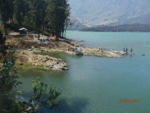 Rinjani Lake