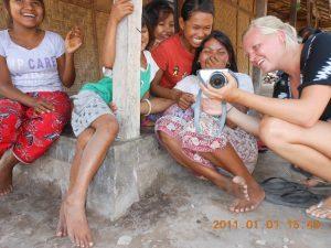 Kampung tradisional Lombok