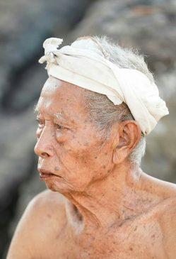 Orang Tua di Lombok