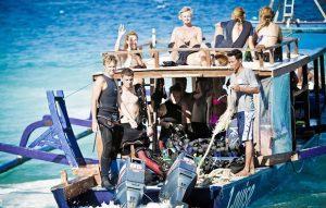 Boat kursus diving