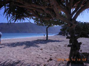 Pantai Kuta Lombok sebelum Istimewa