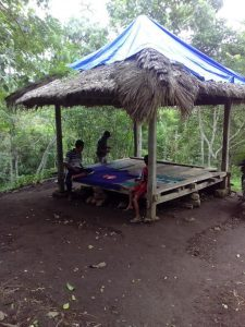 Lokasi Parkir Mangku Sakti