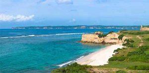 Ekas beach