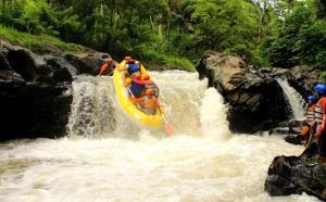 Rafting Atau Arung Jeram Di Lombok Lombok