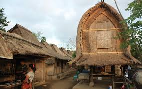 Bentuk Lumbung Lombok