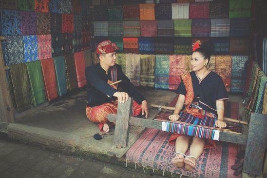 Desa Sukarara Lombok