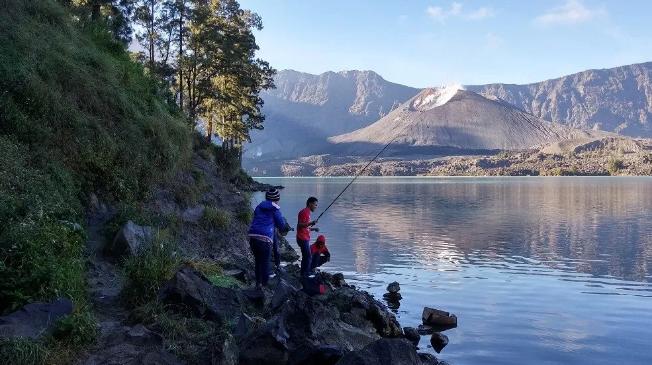 Danau Rinjani
