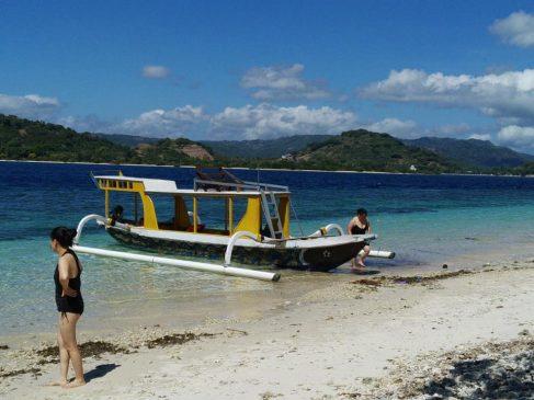 Boat Trip Gili Layar