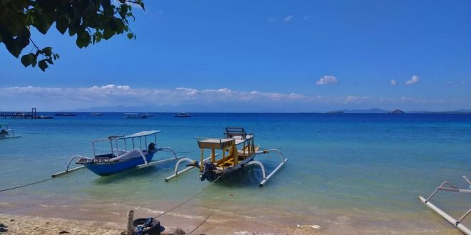 Boat Gili Layar