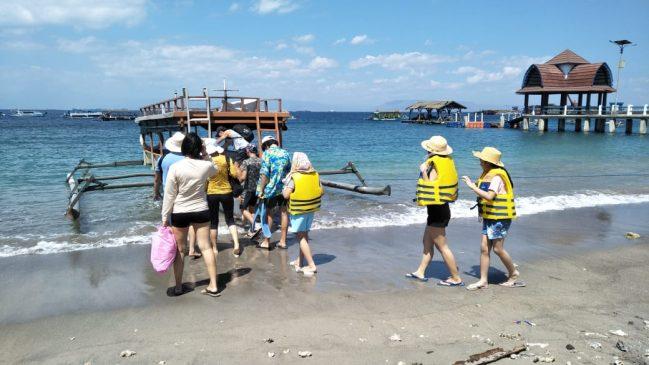 Pelabuhan Pasir Putih Lombok