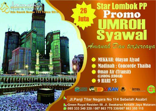 Umroh Syawal