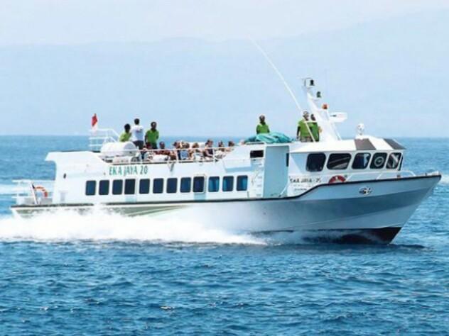 Fast boat bali - lombok