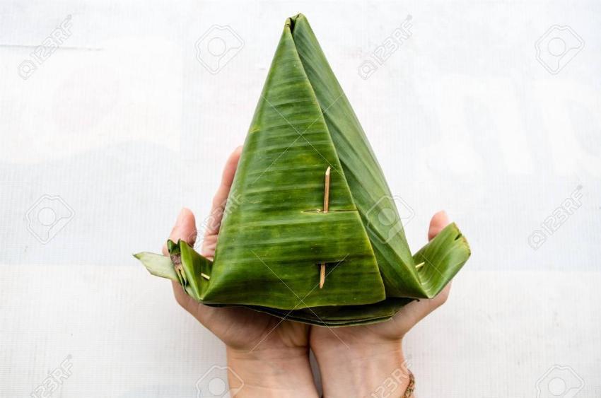 Kemasan Nasi Puyung