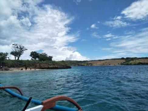 Spot snorkeling di Gili Petelu